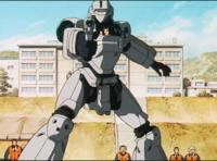 Patlabor 2 - The Movie