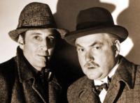 Sherlock Holmes in Terror by Night
