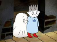 Laban the Little Ghost: Spooky Time
