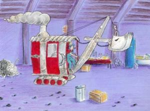 Mike Mulligan and His Steamshovel