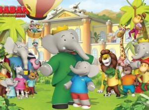Babar and the Adventures of Badou
