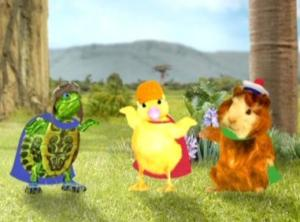 The Wonder Pets